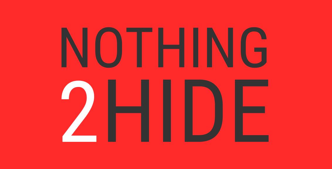 Nothing2Hide